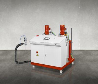 dpag ladomix laminating adhesive dosing system