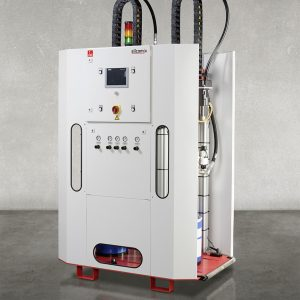 dopag silcomix dosing system LSR dosing system
