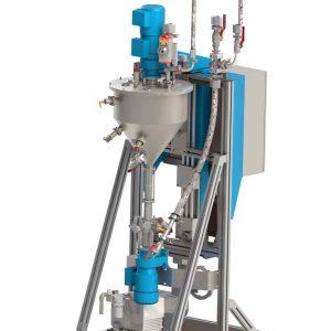 viscotreat preparing system