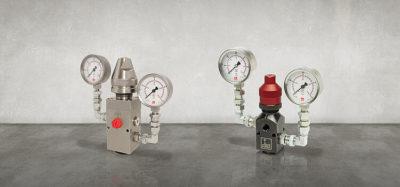 material pressure regulator dopag