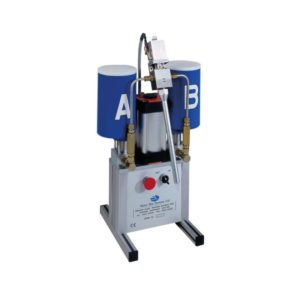 par3b epoxy potting machine