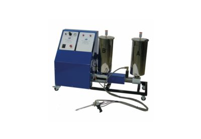 par 5c resin dispensing machine