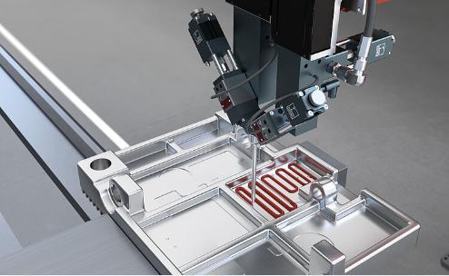 dopag vectomix dispensing system batteries