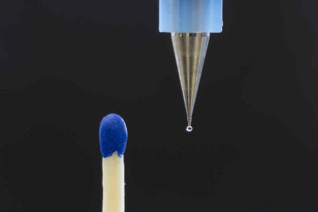 microdispensing preeflow dot dispenser