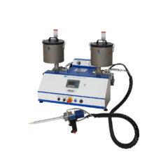 PAR 3C metering mixing and dispensing machine from Meter Mix