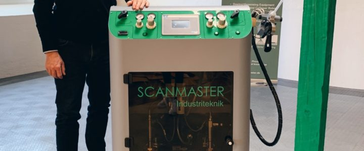 Scanmaster – Now also a manufacturer of dosing machines