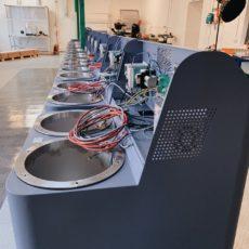 Produktion af ViScaMix doseringssystem